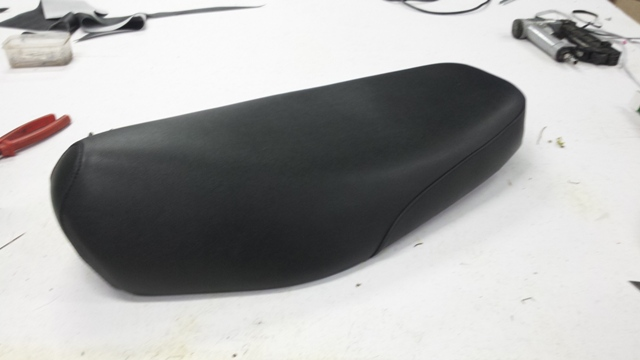 scooter seat re-cover